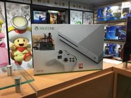 Bundle Battlefield 1 Xbox One S 500gb 4k HDR (novo,loja)
