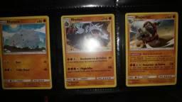 Pokemon Rhyperior 67/147+ Rhydon 66/147+ Rhyhorn 65/147