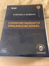 Livro Comportamento Organizacional