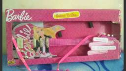 Guitarra Eletrônica Barbie