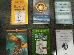 Livros 20 reais cada um