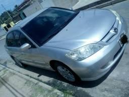Honda civic automático - 2004