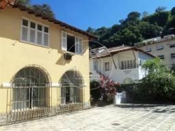 Casa à venda com 5 dormitórios em Cosme velho, Rio de janeiro cod:839756