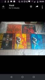 Discos vinil LP Guns roses