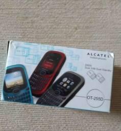 Celular Alcatel dual chip