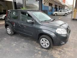 Fiat Uno 1.0 completo manuai chave reserva carro extra aceito troca -valor - 2014