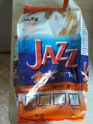 Ração para gatos jazz 1kg