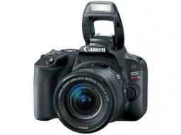 Câmera fotográfica cannon seminova