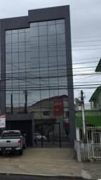 Prédio em uma das principais avenida de Porto Alegre