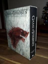 Game of Thrones 1 e 2 temporadas 10 dvds - novo