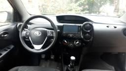 Étios Toyota - 2018