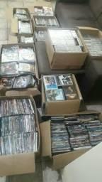 Dvds e Cds Variados