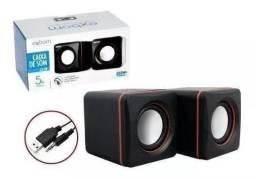 R$ 20 Caixa De Som Exbom Cs-39 Usb Speaker