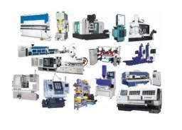 Consignação de Maquinas e Equipamentos Industriais
