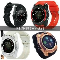 Relógio Celular Inteligente Smartwatch Camera