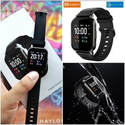 À Pronta Entrega* Relógio Smartwatch Xiaomi Haylou Ls02 Versão Global Original Novo