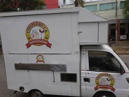 Food Truck pegar e trabalhar