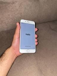 Iphone 7 plus de 256gb Prata