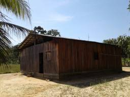 Vendo um lote na vicinal 031 no município de Caracaraí