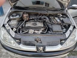 Peugeot 2005 1.4 8 válvulas Gnv
