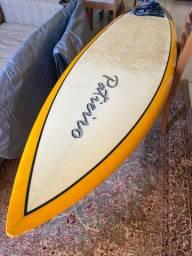Prancha Funboard (Muito nova) + Capa