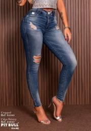 Cigarrete Pit Bull jeans