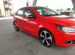 VW - Golf Sportline 1.6 MI T Flex 8V 4P 2010 Vermelho