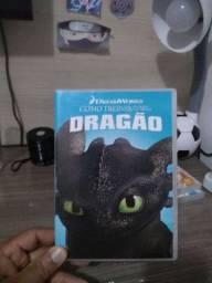 Dvd Como treinar o seu Dragão