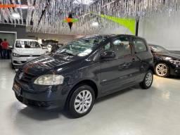 Volkswagen Fox 1.0 Flex 2 Portas 2009 Cinza