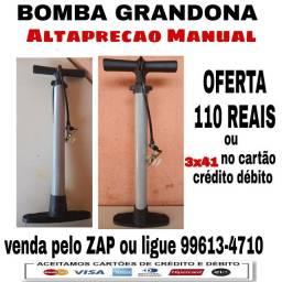 Bomba alta preçao manual