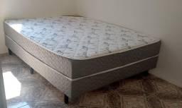 Cama Box casal R$300