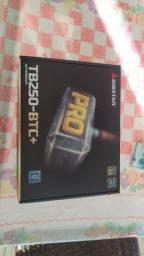 Placa mãe B250 1151 DDR4 Nova - TB250-BTC+