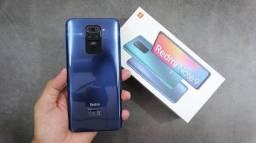 Redmi Note 9 Midnithe Grey 128GB+ Fone Earbuds (Lacrados)