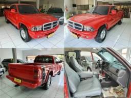 Dodge DAKOTA SPORT CE 3.9 V6 MANUAL. RELÍQUIA. RESTAURADA P/ COLECIONADORES -1999