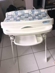 Banheira com trocador burigotto $150