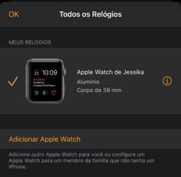 Apple Watch Series 1 38mm LEIA O ANÚNCIO!!!!!!