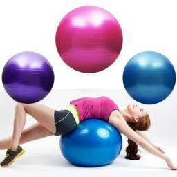 Bola Suíça Para Pilates Yoga Funcional Liveup Até 300kg