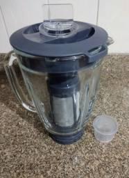 Liquidificador Philips Walita RI2054/01 - Copo Vidro 2L - Funcionando perfeitamente