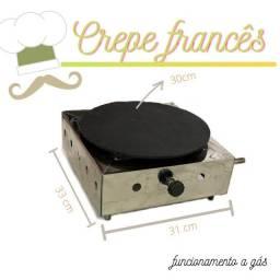 Chapa crepe francês