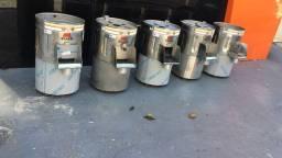Descascador de batatas Braesi