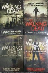 Kit 04 Livros The Walkind Dead