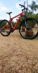 Bike spitze laranja  aro 29