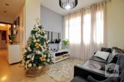 Apartamento à venda com 3 dormitórios em Alto barroca, Belo horizonte cod:273319