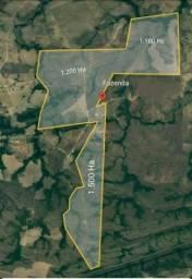 Fazenda em Nova Brasilândia à venda, 15000000 m² por R$ 49.140.000 - Zona Rural - Nova Bra