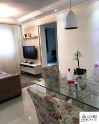 Apartamento a Venda no bairro Parque São Vicente em Mauá - SP. 1 banheiro, 2 dormitórios,