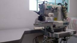 Máquina de costura Siruba base Cilindrica