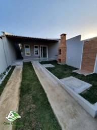 Casa com 2 dormitórios à venda, 83 m² por R$ 144.000,00 - Ancuri - Itaitinga/CE