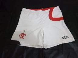 Short Flamengo 2009 Branco (M)