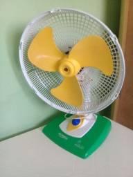 Ventilador Brasil, funcionando bem