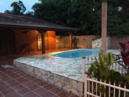 Casa na praia com piscina para locações - praia de matinhos - paraná